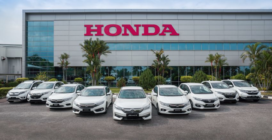 Honda Malaysia to Give Away 9 Cars. Be One of the Lucky Ones