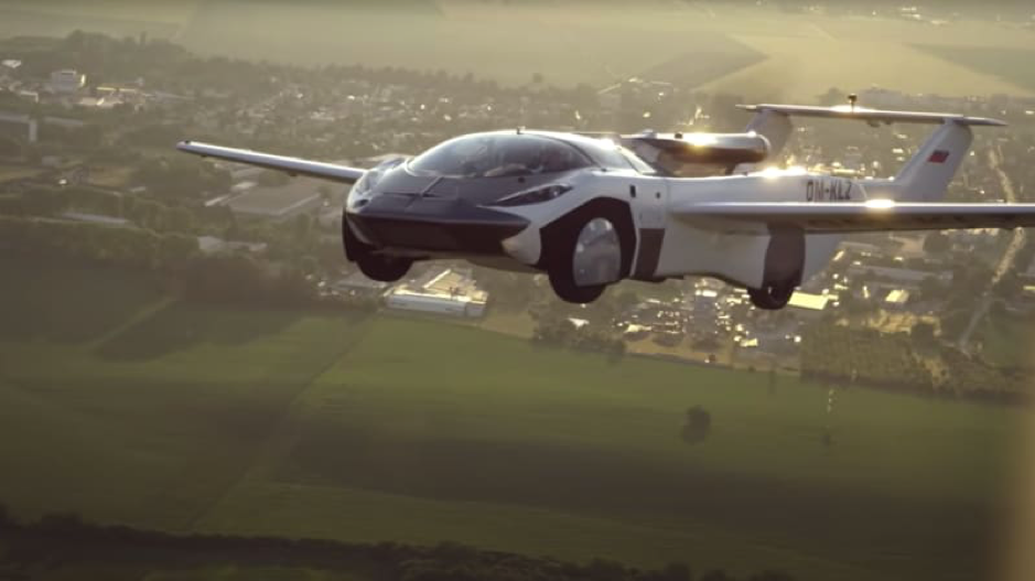 Finally, A Flying Car that is Both Plane and Car