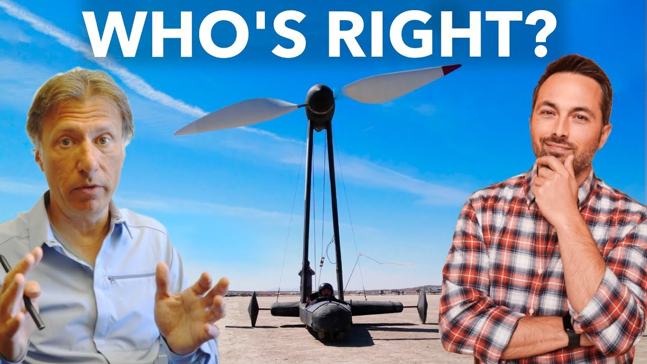 WATCH: Can a Wind-Powered Vehicle Travel Faster Than the Wind? Youtuber Bets Against Physicist.