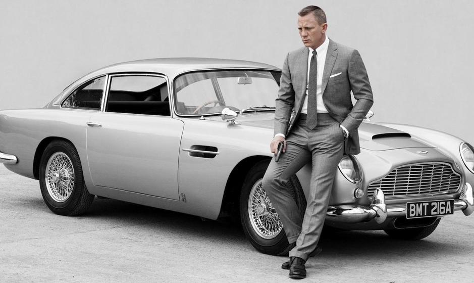 4 Kereta Aston Martin Dalam Filem James Bond, No Time To Die